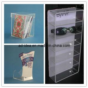 Transparent Acrylic Display, Acrylic Box, Acrylic Banner (AD-1461) pictures & photos