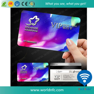 Low Frequency 125kHz RFID Tk4100 Inkjet Proximity/Smart Card pictures & photos