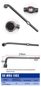 L Socket Spanner C45 Steel L Socket Wrench pictures & photos