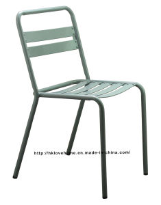 Replica Modern Industrial Tolix Metal Dining Restaurant Steel Chair pictures & photos