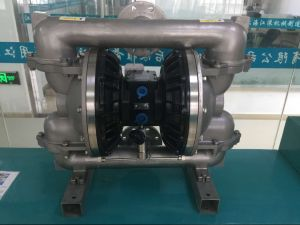 High Quality Pneumatic Diaphragm Pump (metal) pictures & photos