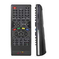 Best Selling Model Black Tvand Set Top Box Remote Control 55 Keys pictures & photos