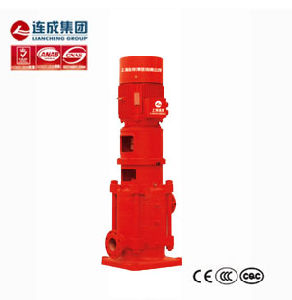 Dl Series Vertical Multi-Stage Centrifugal Pump pictures & photos