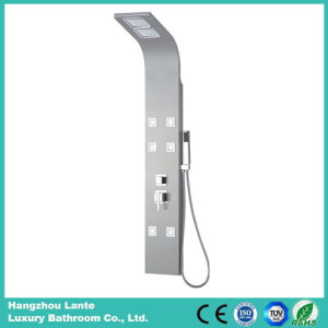 Hydro-Massage Aluminum Shower Panel (LT-L870) pictures & photos