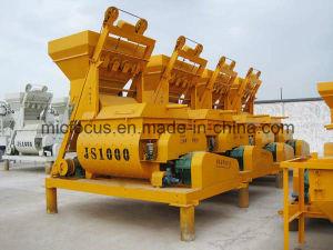Hot Sale Compulsory Planetary Concrete Mixer, Js1000 Concrete Mixer pictures & photos