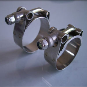 Heavy Duty T-Bolt Hose Clamp pictures & photos