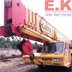 80ton Japanese Kato Mobile Crane (NK800E) pictures & photos