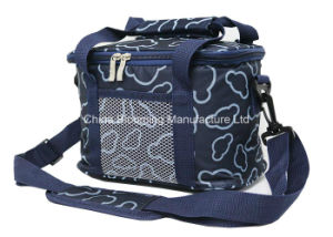 Fully Insulated Picnic Lunch Ice Cooler Shoulder Bag pictures & photos