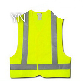 Safety Clothing/Garment/Workwear / Vest with High Visibility Reflective Tape pictures & photos