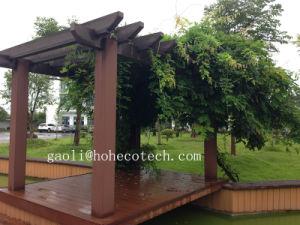 Durable Gazebos Pergola WPC Outdoor Furniture /Weather Proof Pergola pictures & photos