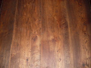 Oak Brushed Stained Natural Oiled Engineered Woood Flooring 1900X220X15/4mm