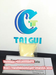 Raw Steroid Powder USP31 Body Building Intramuscular Revalor-H Trenbolone Acetate (CAS 10161-34-9) pictures & photos