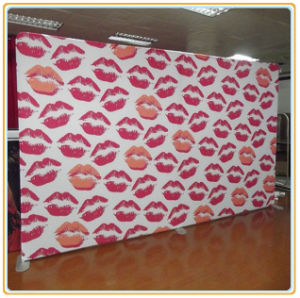 Manufacturer Portable Trade Show Wall, Tension Fabric Display Stand pictures & photos