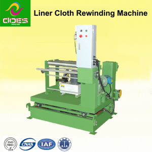 Rubber Tyre/Tire Liner Cloth Rewinding Machine pictures & photos