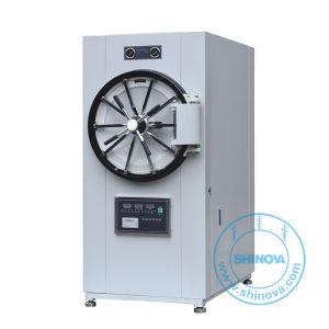 280L Horizontal Cylindrical Pressure Steam Sterilizer (MS-H280(B)) pictures & photos