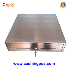 All Stainless Steel Series Cash Drawer for POS Peripherals