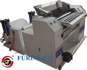 Automatic Thermal Paper Slitter Rewinder Machine pictures & photos