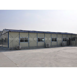 K System Sandwich Panel Prefab House with CE Certificate pictures & photos