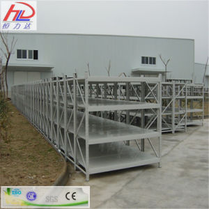 Long Span Storage Display Wire Shelving for Warehouse pictures & photos