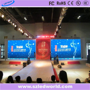 6mm SMD Indoor LED Display Screen for Performance pictures & photos
