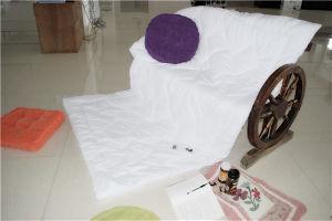Wholesale Anti-Bacteria Nano Single Quilt pictures & photos