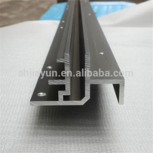 Aluminium CNC Deep Processing Extrusion Profile pictures & photos