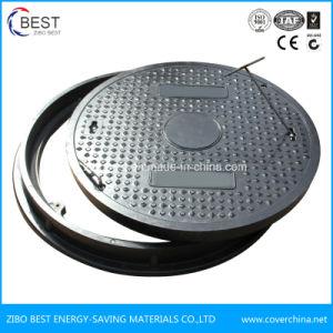 C250 En124 SMC Composite Vented Manhole Cover pictures & photos