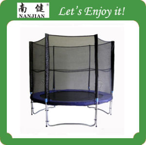 Nanjian Factory GS Approved Trampoline for Kids pictures & photos