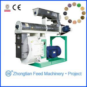 Animal Feed/Wood/Straw/Grains/Rice Husk/Fertilizer Pellet Mills/Machine (SZLH508) pictures & photos