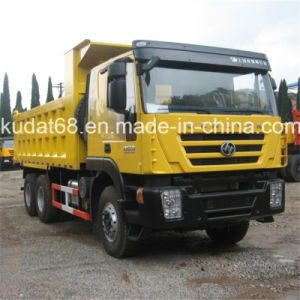 Hongyan Genlyon Tipper Truck (CQ3254HTG384) pictures & photos
