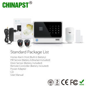APP Controlled Auto Dial Home Security GSM WiFi Alarm (PST-G90B) pictures & photos