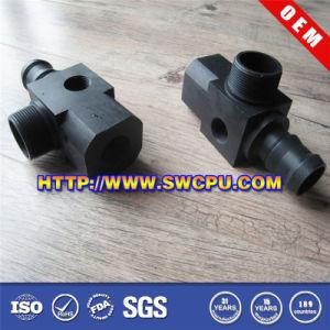 Custom Machined CNC Plastic Spare Parts pictures & photos