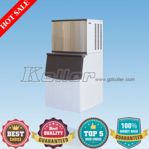 Sanitary and Crystal Cube Ice Maker (200kg/per day) pictures & photos