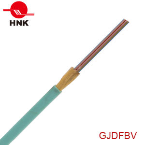 2-12 Cores Flat Ribbon Fiber Optic Cable (GJDFBV) pictures & photos