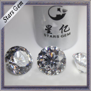 9hearta and 1flower Special Briliant Cut High Quality Synthetic Diamond pictures & photos