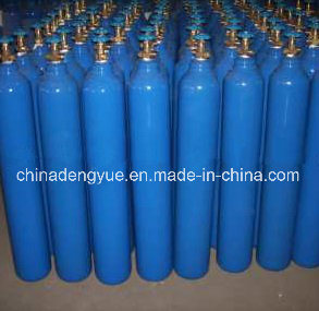 Steel High Pressure Medical Oxygen Cylinder Suppplier pictures & photos