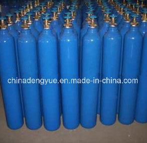 Steel High Pressure Medical Oxygen Cylinder Suppplier pictures & photos