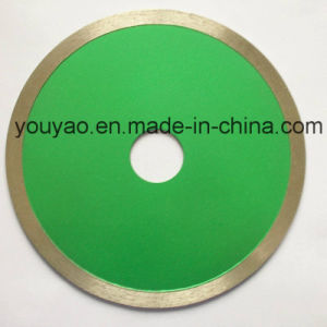 Continuous Ring Diamond Saw Blade for Ceramic Tile pictures & photos