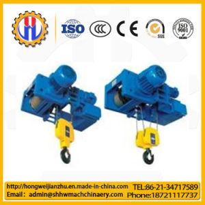 Cargo Lift Hoist/Wire Rope Hoist/PA200 220/230V 450W 100/200kg pictures & photos