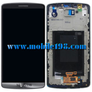 Original for LG G3 D855 LCD Display with Digitizer with Frame pictures & photos