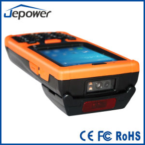 1d 2D and Qr Code Barcode Scanner RFID PDA with NFC Reader pictures & photos