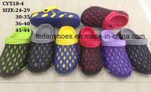 EVA Garden Shoes Beash Shoes Comfort Slipper Shoes Sandal Shoes (CY518-4) pictures & photos