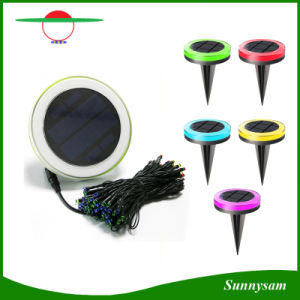 Remote Control Color Changing Solar Decorative LED with 10 Meters String Light pictures & photos