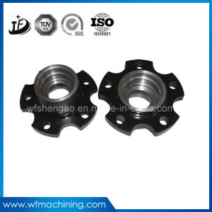 Forged Steel CNC Machining Parts in Metal Machining Machinery Part Shop pictures & photos