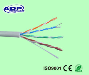 4 Pairs Cat5e UTP LAN Cables 24AWG pictures & photos