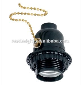 UL Listed E26 Light Lamp Holder pictures & photos