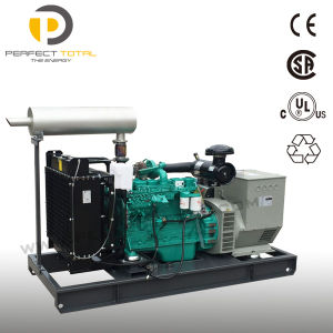 Powered by Cummins 6BTA5.9-G2 Diesel Engine Power Generator, 100kw