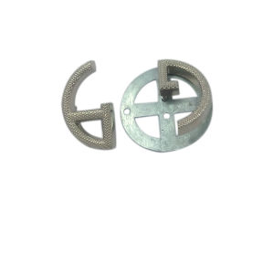 Diecasting Factory Cheap Personalized Zinc Alloy Plate pictures & photos