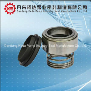 Balanced Single Seal with Conical Single Spring