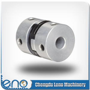 Setscrew Style Size 25 Flexible Oldham Coupling with 0.25 Inch Bore